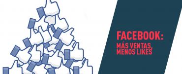 facebook menos likes mas ventas